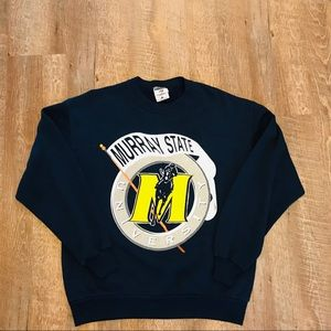 Vintage Murray State Sweat Shirt